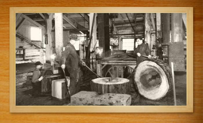 Cedar Shake & Shingle Bureau historic photo
